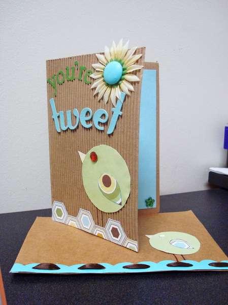 You're Tweet Card