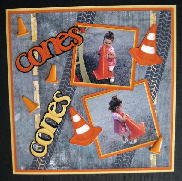8x8 Cones