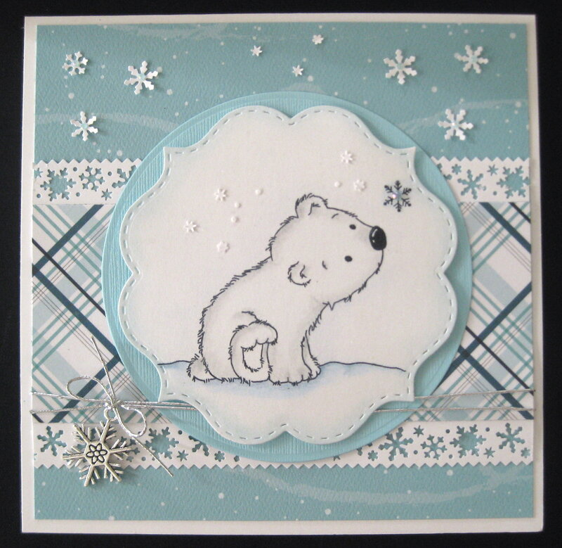 Little Bear and Snowflake
