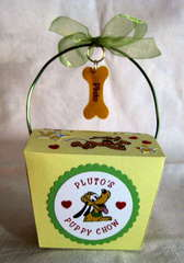 Pluto's Treat holder