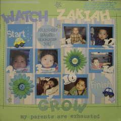 Watch Zakiah Grow