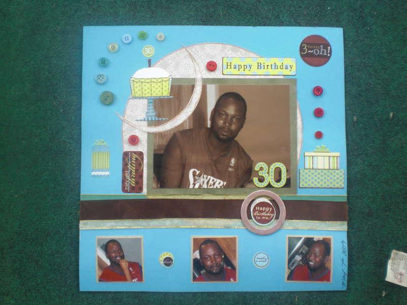 Happy 30th B-day