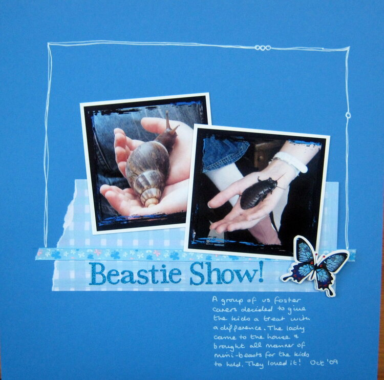 Beastie Show!