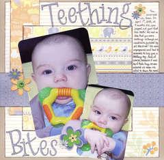 Teething Bites