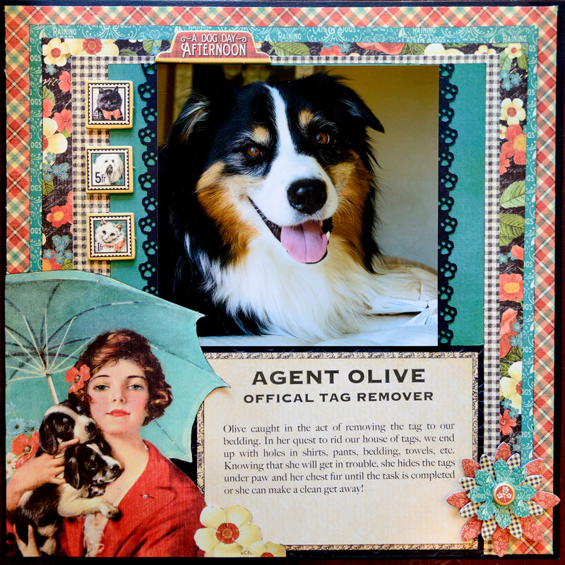 Agent Olive