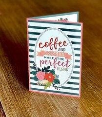 Echo Park Coffee Card