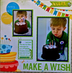 *Make a Wish