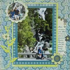 *Mommy's crazy adventure - Yosemite