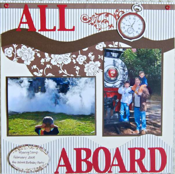 *All Aboard