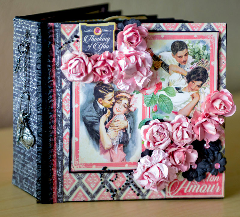 Mon Amour Anniversary Album