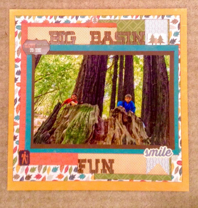 Fun in trees