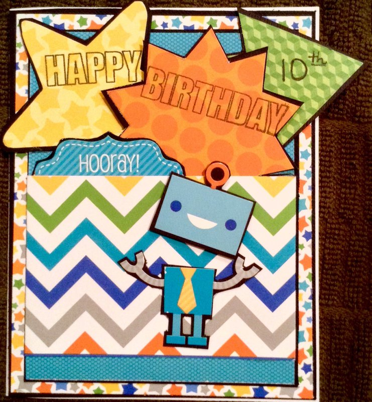 Birthday for boy
