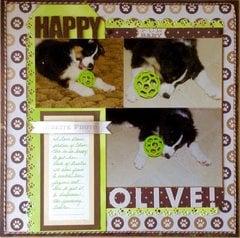 Happy Olive