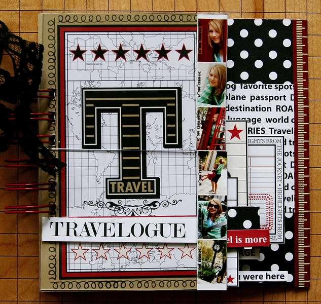 Travel Journal  *Teresa Collins Travelouge*