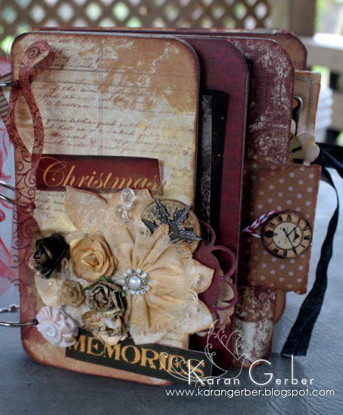 Christmas Memories Mini Album