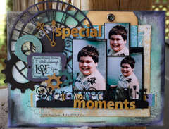 Special Moments Canvas