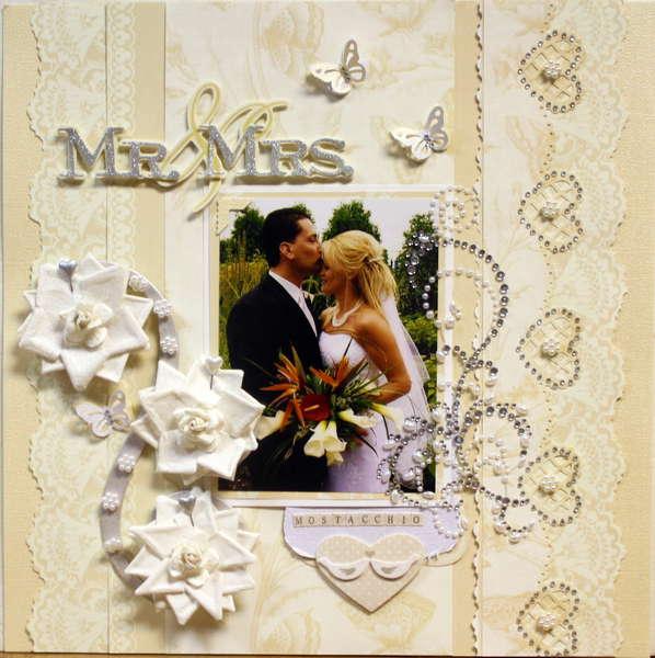Mr & Mrs.(Mostacchio)
