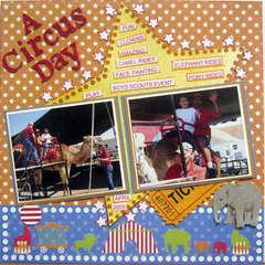 A Circus Day