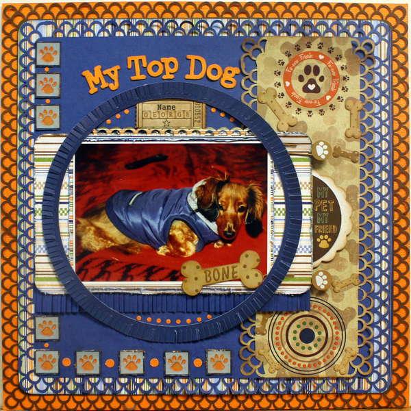 My Top Dog (George)