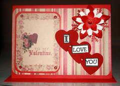 To My Valentinne...I Love You