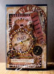 """Dad"" Family runs deeper than anything else"