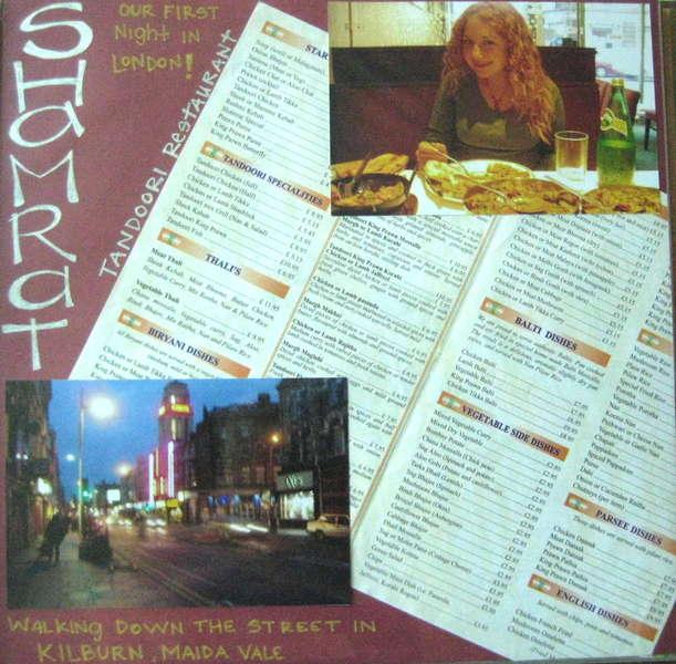 Shamrat Tandoori Restaurant