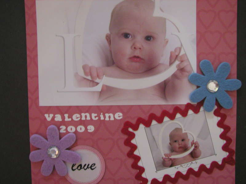 Valentine 2009 (decorated)