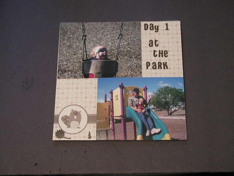 Park- Day 1