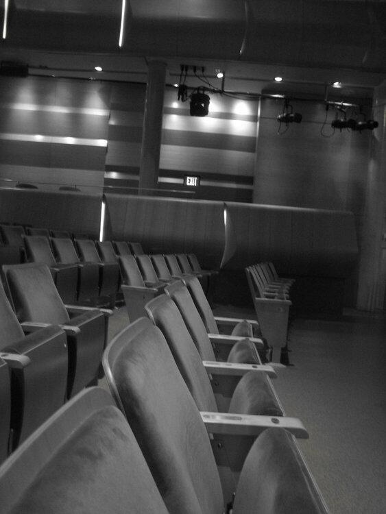 Nov POD Challenge: #9 - the theatre