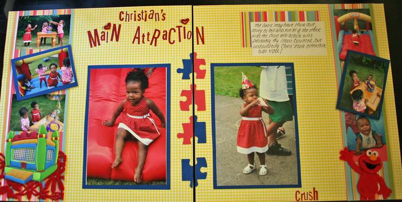 Main Attraction - Toddler Love