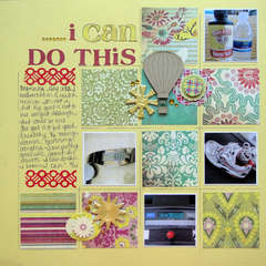 I Can Do This *SFTIO*