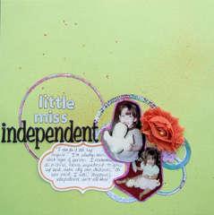 Little Miss Independent *SFTIO*