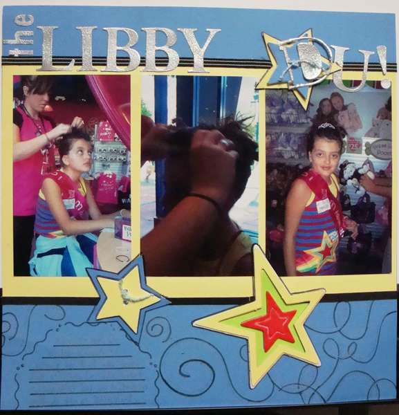 U ROCKED the LIBBY DU right page