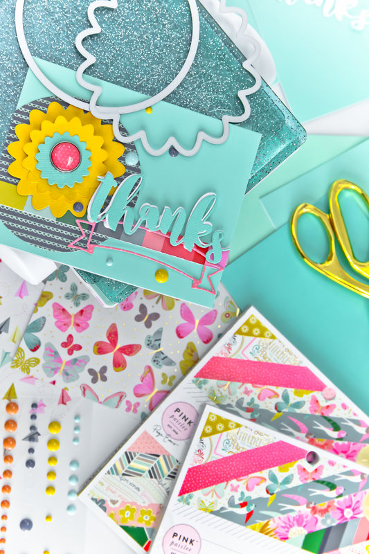 Lesson 3: Die Cutting 101 with Carissa Wiley