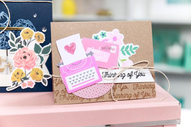 Handmade Essentials Exclusive Premium Photopolymer Stamp Set