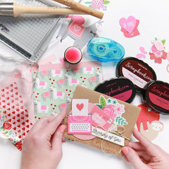 Handmade Essentials Exclusive Premium Photopolymer Stamp Set