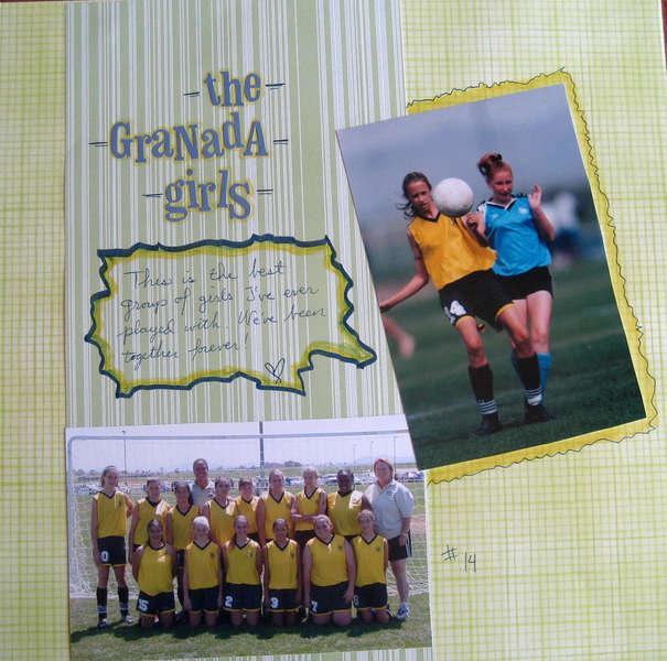 The Granada Girls