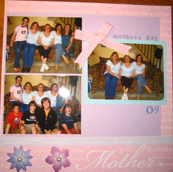 Mothers Day '09