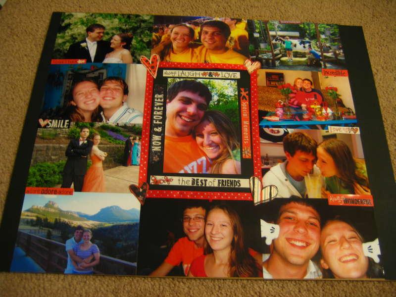 4 years of love