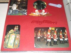 Mickey's Very Merry Christmas Party parade #1