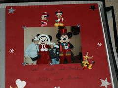 Meeting Holiday Mickey & Minnie