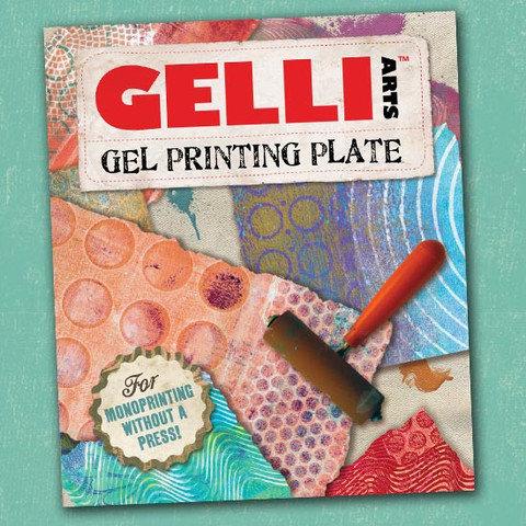 Gelli  plate