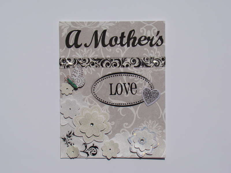 Mother's Day card for NSBD Challenge