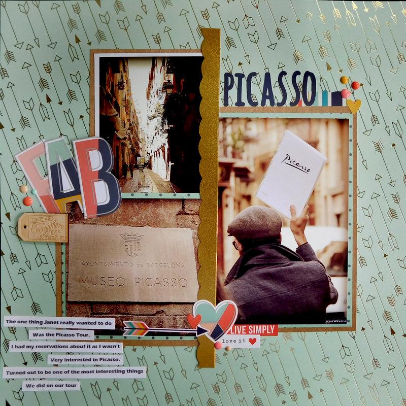 Picasson Tour Barcelona