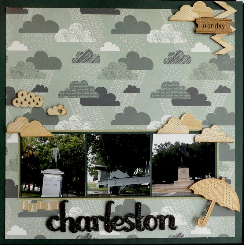 Rainy Charleston