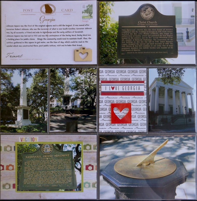 Johnson square, Savannah