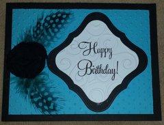Happy Birthday- Outside