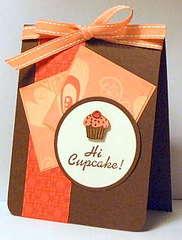 Hi, Cupcake!