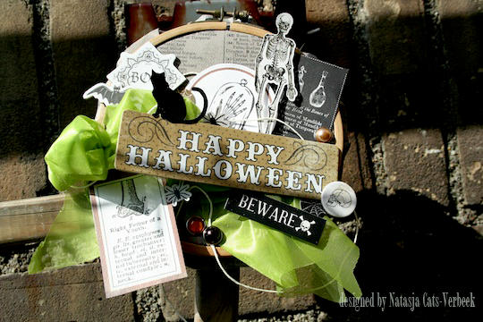 Happy Halloween **Carta Bella Paper dt**