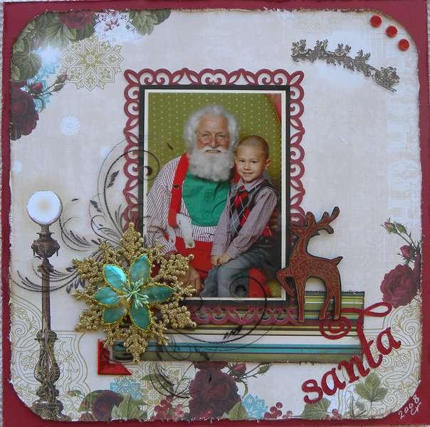Dear Santa (2008) SWIRLYDOOS